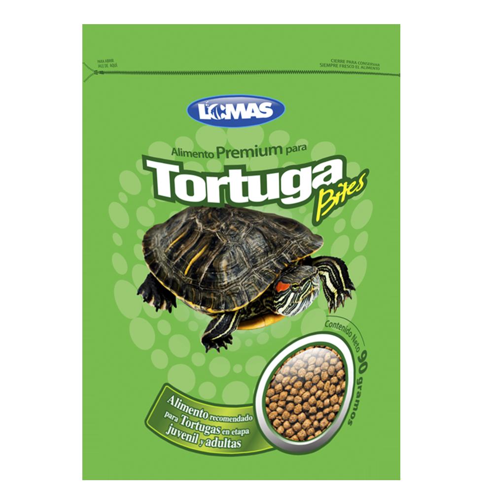 ALIMENTO LOMAS TORTUGA BITES