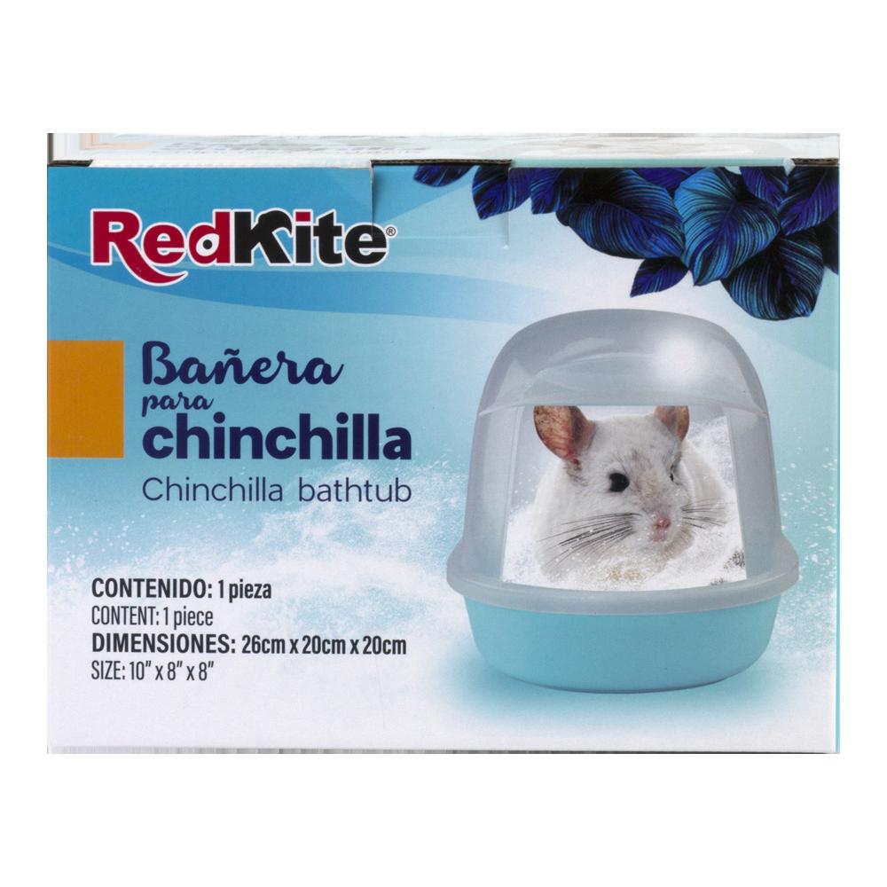 REDKITE BAÑERA P/CHINCHILLA C/PUERTA